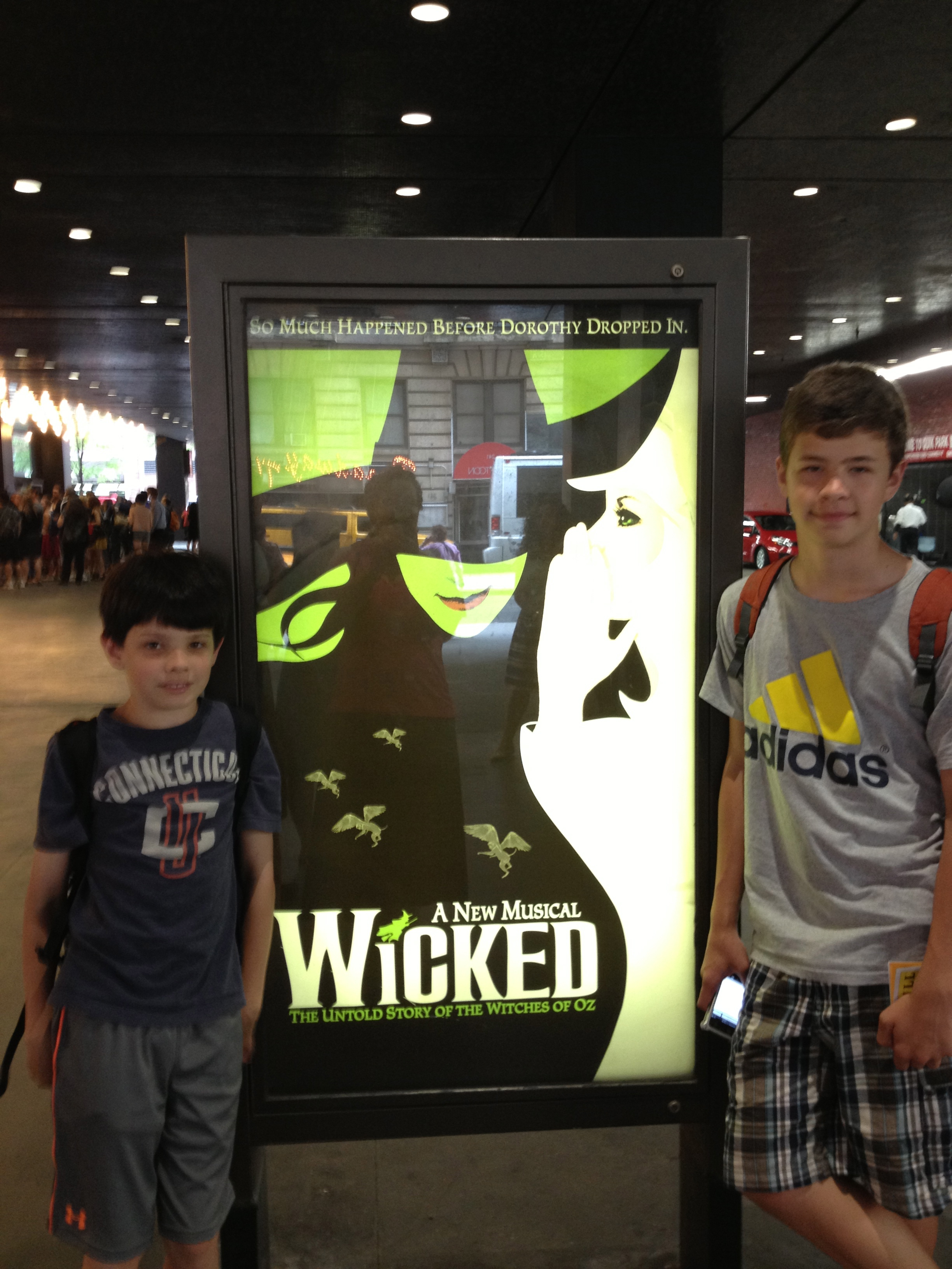 Wicked boys